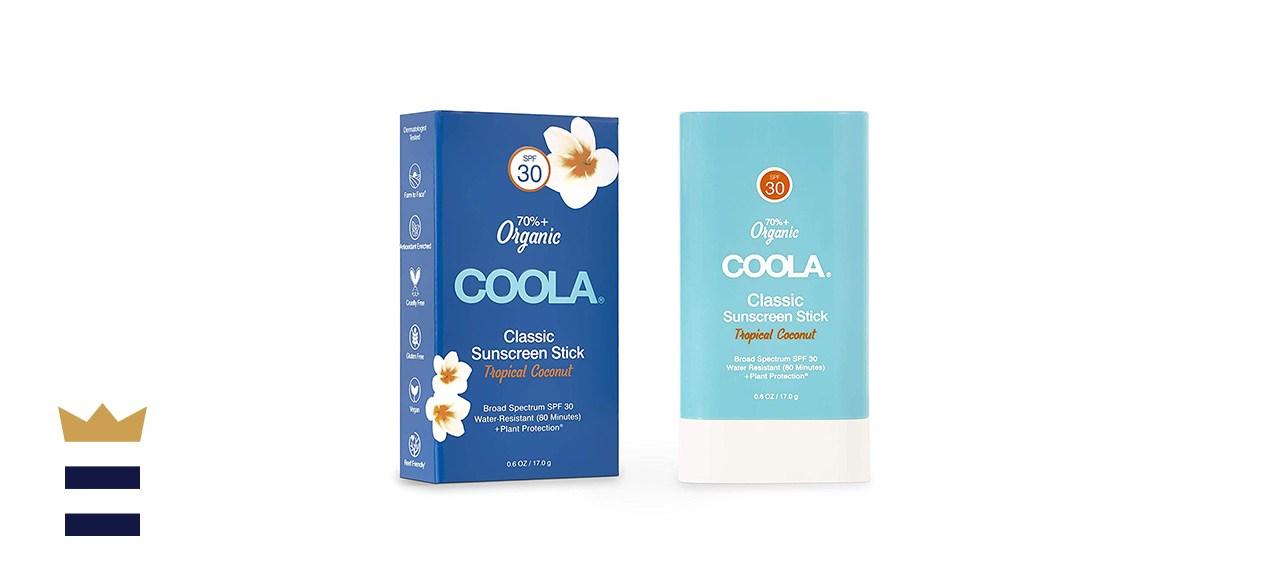COOLA Organic Sunscreen Stick