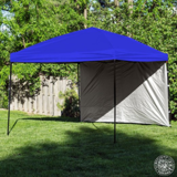 Punchau 10 x 10 Pop Up Canopy Tent with Sidewall