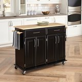 Home Styles Dolly Madison Kitchen Cart