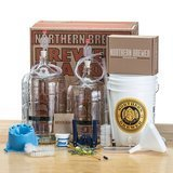 Brewery in a Box Deluxe Home Brewing Equipment Starter Kit