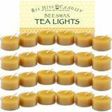 Bee Hive Candles 100% Pure Beeswax Tea Lights