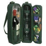 Picnic at Ascot Deluxe Insulated Wine Tote