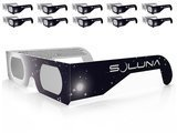 Soluna Solar Eclipse Glasses, 5 Pack
