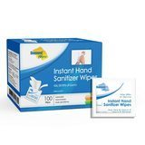 Diamond Wipes Instant Hand Sanitizer Alcohol  Wipes