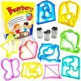 Bearberry Sandwich Cutter Set