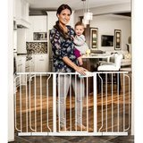Regalo Extra Wide Steel Frame Baby Gate