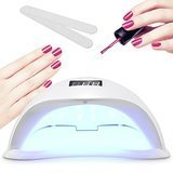 MiroPure UV LED Nail Lamp