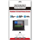 "Akamai Office Products 14"" Privacy Screen Filter for Widescreen Laptops"