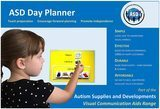 Autism Supplies & Developments Visual Weekly Planner
