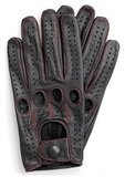 Riparo Motorsports Genuine Leather Full-Finger Driving Gloves