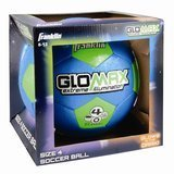 Franklin Sports Glomax Soccer Ball