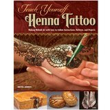 Brenda Abdoyan Teach Yourself Henna Tattoo (book only)