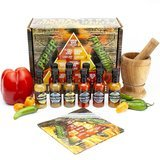 BYOBHotSauce Hot Sauce Gift Set