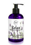 Brookethorne Naturals Relax Therapeutic Body Massage Oil
