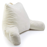 Keen Edge Home Hypoallergenic Shredded Foam Reading Pillow