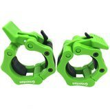 "Greententljs 2"" Quick Release Olympic Barbell Clamps"
