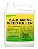 Southern Ag Amine Weed Killer Selective Broadleaf Weed Control