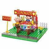 Lite Brix The Peanuts Movie - Lemonade Stand