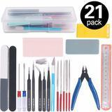 Rustark 21-Piece Modeler Tools Kit