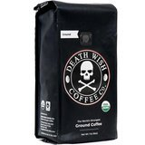 Death Wish Coffee Company The World's Strongest Coffee, Ground, 16 oz.