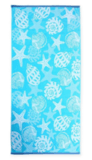Destination Summer Seashell Beach Towel