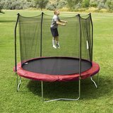 Skywalker 10' Round Trampoline and Enclosure