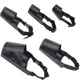ewinever Breathable Safety muzzles, 5 piece set