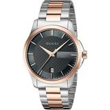 Gucci 'G-Timeless' Quartz Stainless Steel