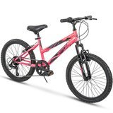 "Huffy 20"" Summit Ridge 6-Speed Hardtail Mountain Bike"