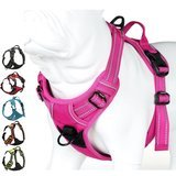Juxzuh Soft Front Dog Harness