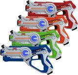 Kidzlane Extreme-Action Laser Tag Set