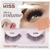Kiss Posh True Volume Eyelashes