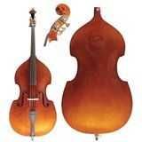 M. Ravel 4-String Acoustic Upright Bass