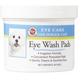 Miracle Care Sterile Eye Wash Pads for Dogs and Cats