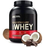 Optimum Nutrition Gold Standard 100% Whey Protein Powder, Chocolate Coconut