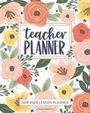 Pretty Simple Planners Weekly and Monthly Teacher Planner