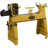 Powermatic Wood Lathe with Digital Readout, 20 x 35 inch