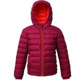 Rokka&Rolla Ultra Lightweight Hooded Packable Puffer Down Jacket