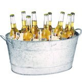 Tablecraft Galvanized Beverage Tub